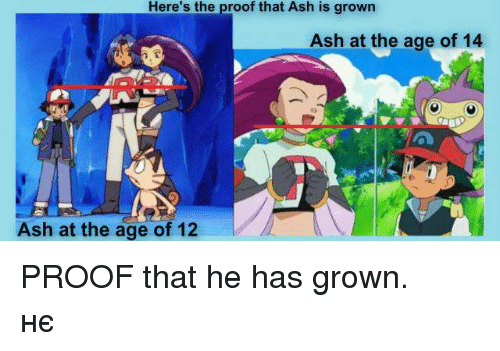 If All The Characters In The Pokemon Anime Did Age And There Was No Floating Timeline How Old Should Ash Ketchum Be In The First Episode Of Each Generation S Series From Pokemon