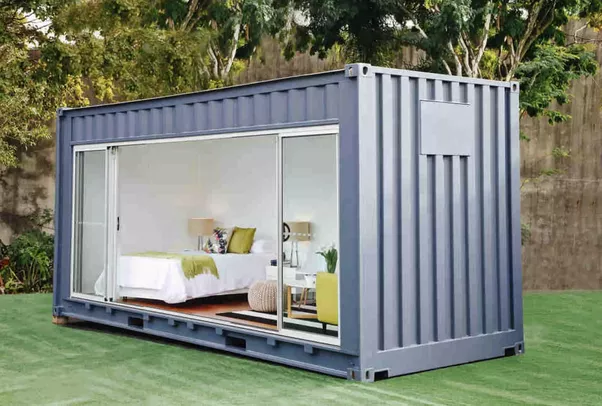 Merveilleux One Thing Worth Noting: Itu0027s Very Easy And Relatively Cheap To Order A  Single Shipping Container (of Any Size) Thatu0027s Already Been Converted To A  Livable ...