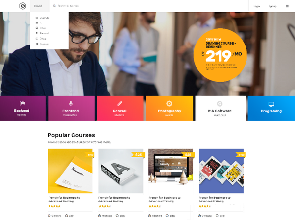 What\'s the best paid LMS WordPress theme? - Quora