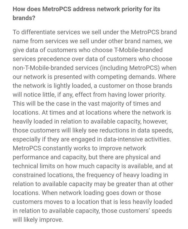 Whats The Difference Between T Mobile And Metropcs Both Are Owned