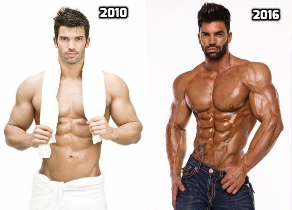 Is Sergi Constance a natural bodybuilder? - Quora