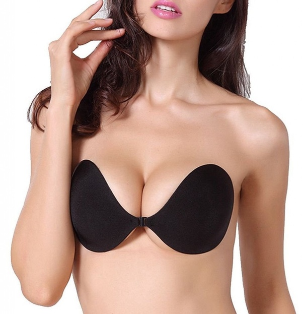 Which is the perfect bra that increases breast size? - Quora