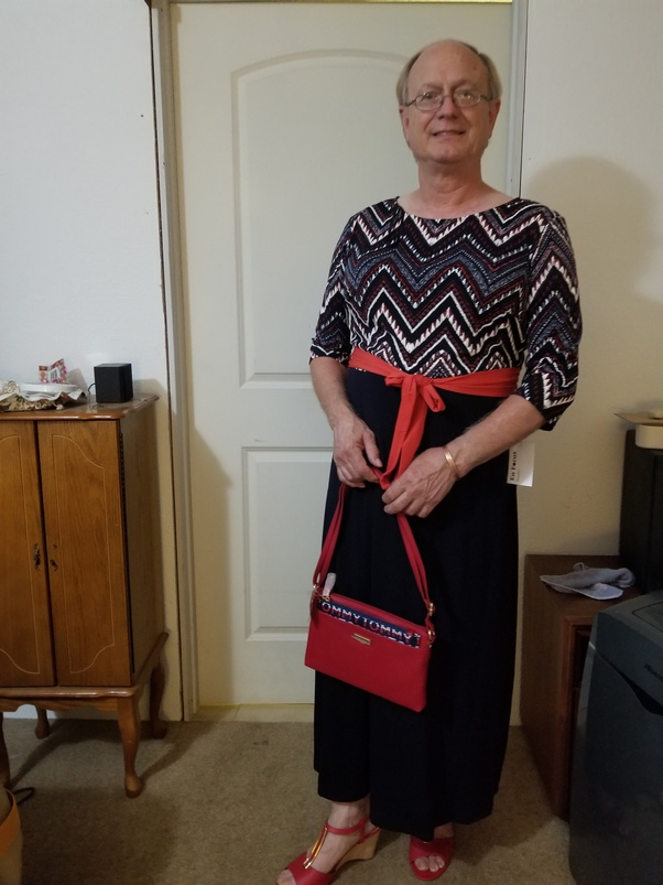 Wife wants like to my a woman me dress What Wives