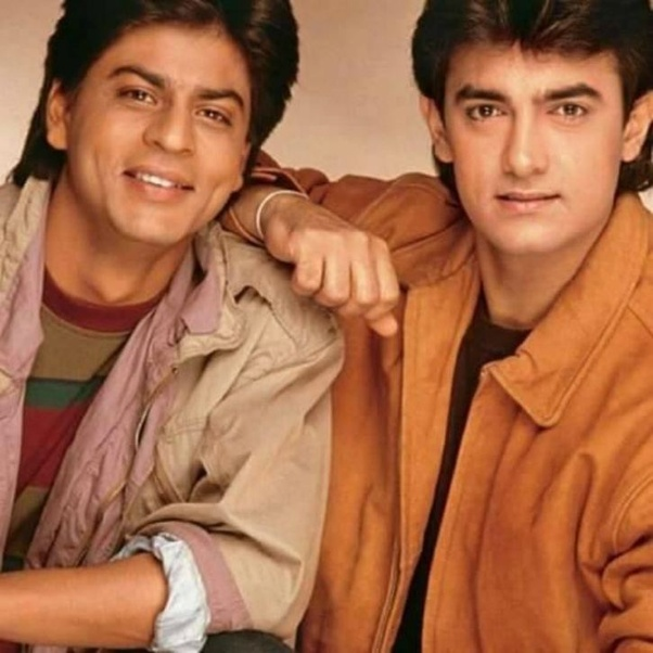 Image result for shahrukh aamir photo