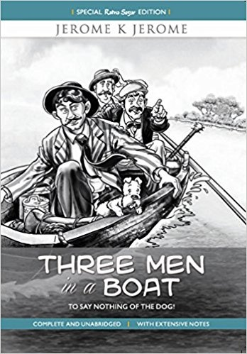 critical analysis of three men in a boat