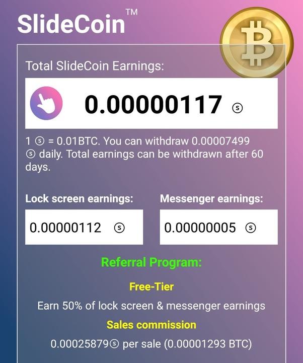 Quelles sont les applications Android légitimes pour gagner des bitcoins gratuits?