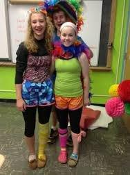 Here are some especially wacky ideas for the wacky clothes day. Wear your briefs over your pants  sc 1 st  Quora & What are some ideas for outfits on Wacky Wednesday/Wacky Tacky Day ...