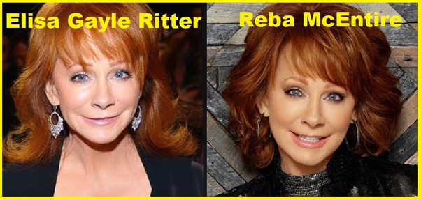 Who is Elisa Gayle Ritter? Is she the same person as Reba McEntire? - Quora