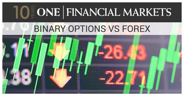 Binary options vs spot forex brokers 188 sports betting
