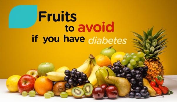 What Fruits Should Diabetics Avoid Quora