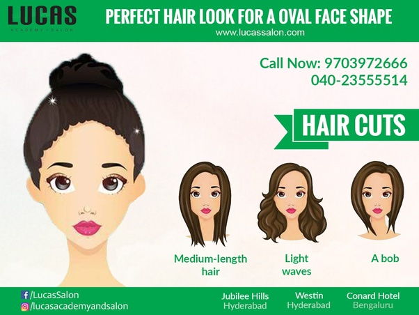Which Hairstyles Are Best For People With Oval Faces Quora