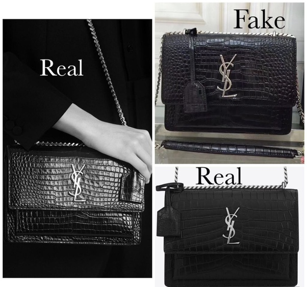 How to tell a real YSL bag Quora