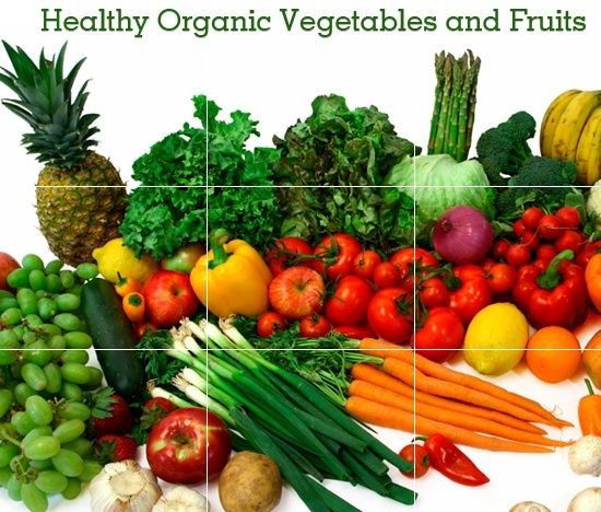 What are the health benefits of eating organic fruits and ...