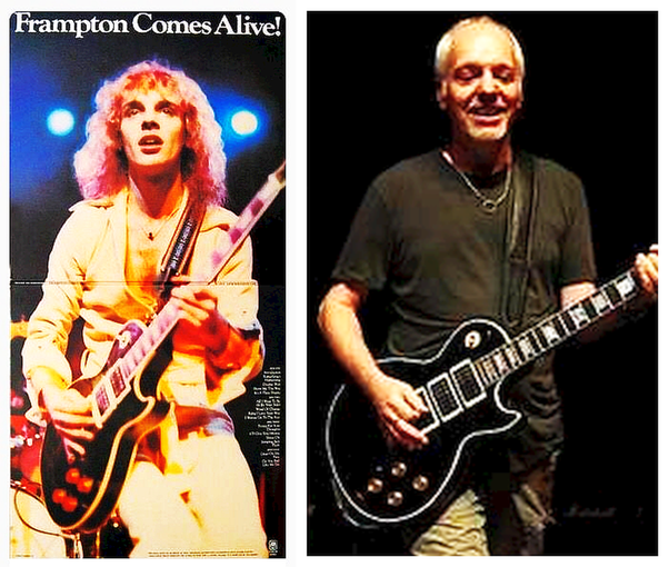 How did Peter Frampton make that guitar sound with his mouth