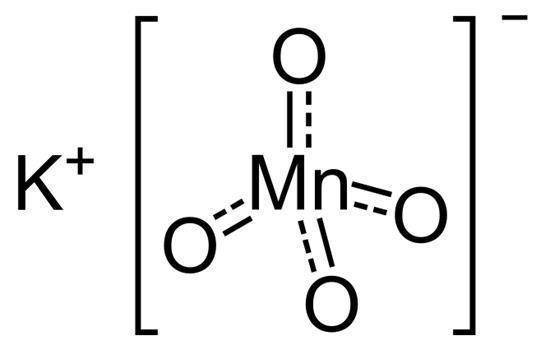 What Is The Oxidation State Of Mn In Kmno4 Quora