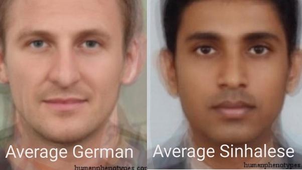 Who are more Caucasoid, Bangladeshis or Sri Lankans? - Quora
