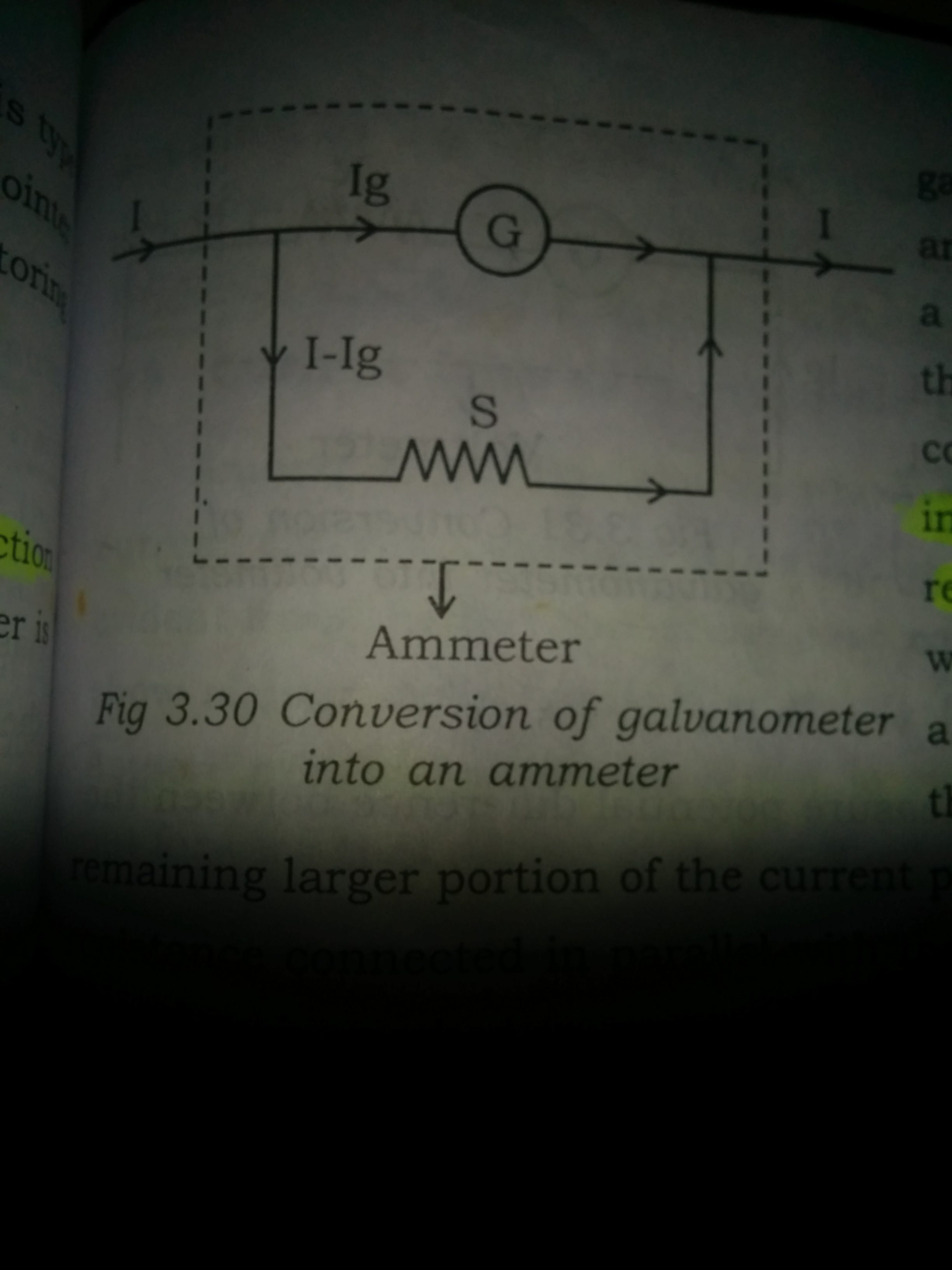 How Can Be A Galvanometer Converted Into Ammeter Quora Construct Series Circuit With 1 Cell And The In So Parallel Combination Of Shunt Resistance Will Have Low