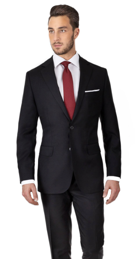 Is it ok to wear a black suit jacket with a different pair ...