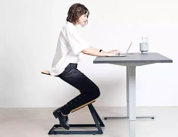 Superieur Sit Stand Desk Chair And Stool  In Addition To Kneeling Chairs, You Can  Also Use The Sit Stand Desk Chair Or Stool For Your Work. These Chairs  Allows You To ...