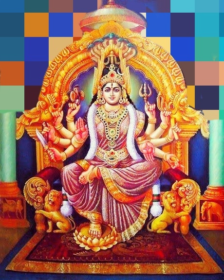 Image result for beautiful goddess Lalitha