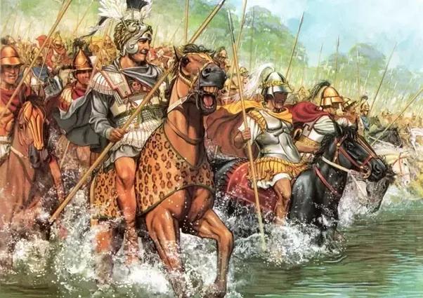 Julius Caesar In Battle Did Julius Caes...