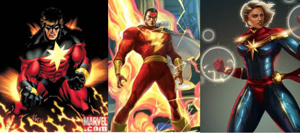 Even Captain Marvel Is No Match For The Power Of Gods In SHAZAM