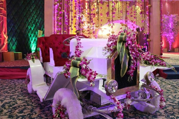 There Are Many Luxury Wedding Decorators In India That Deals This Industry The Complete Venue With Pure Theme And Decoration