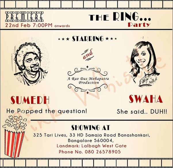 Indian Wedding Invitation Format In English: What Is Most Funny/creative Wedding Invite You Have Come