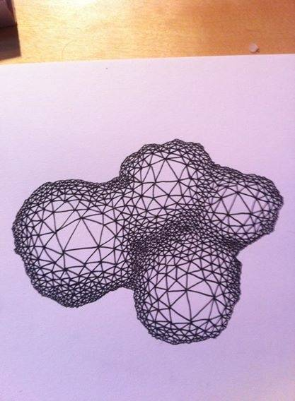 What is a cool mathematical thing I can do on the back of ...