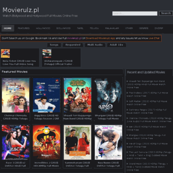 What sites can I watch premium movies like 2018 - 2019 for free? - Quora