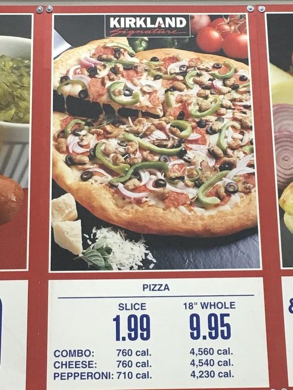 Costco Food Court Cost