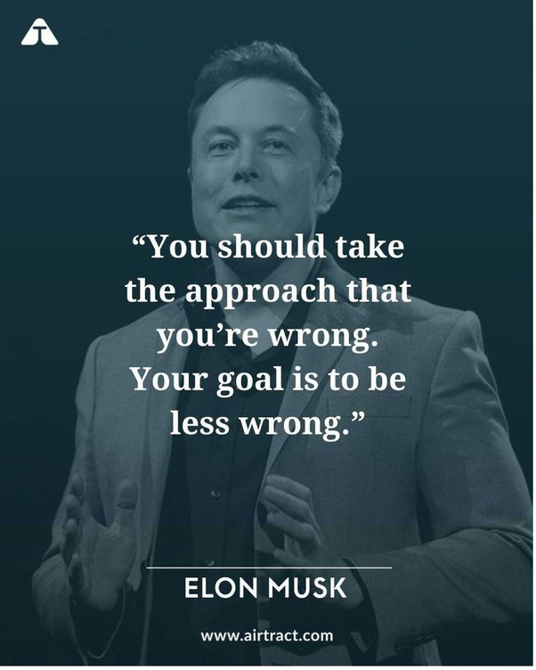 What Are The Best Elon Musk Quotations Quora