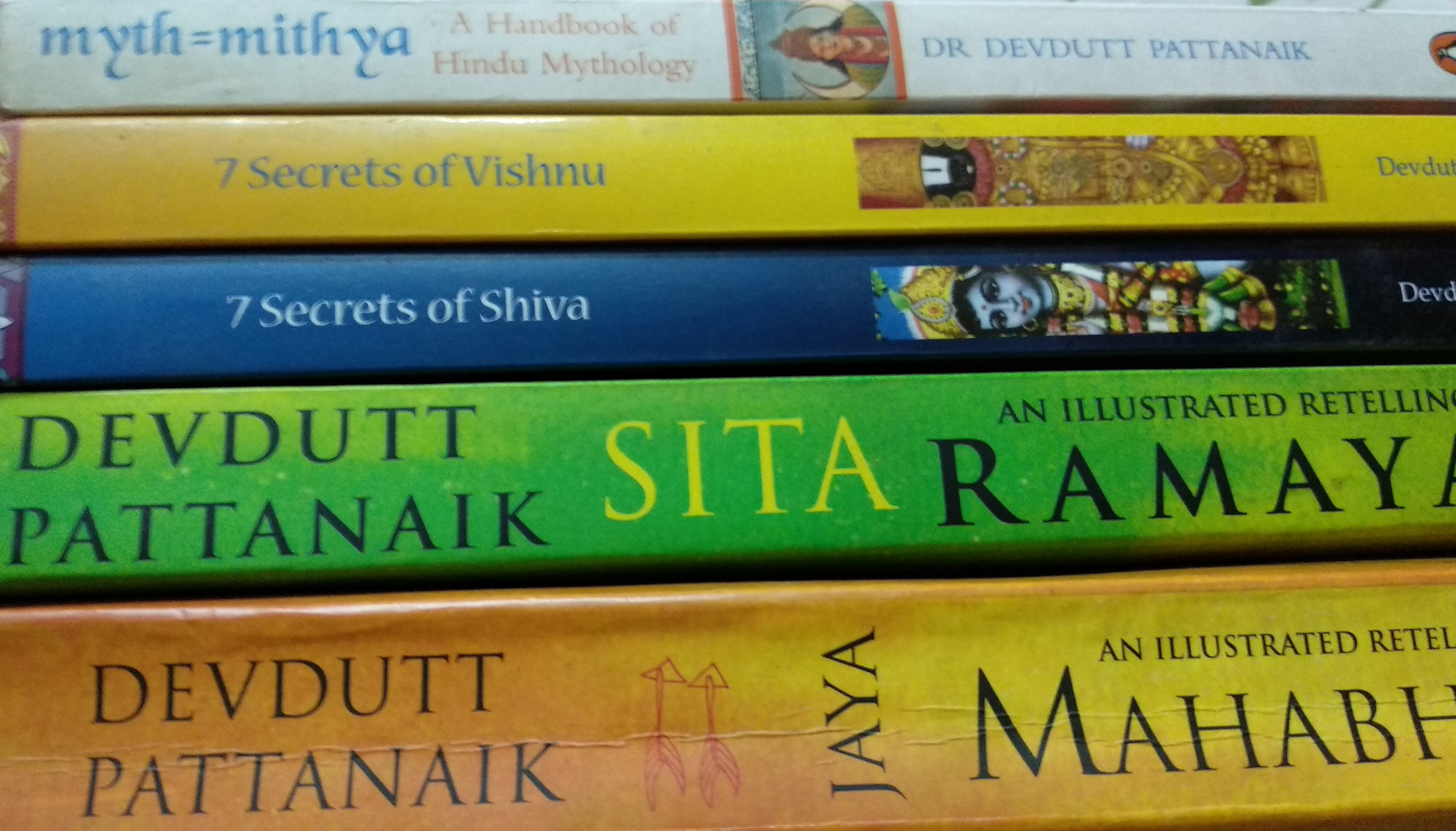 7 Secrets Of Shiva By Devdutt Pattanaik Pdf Download