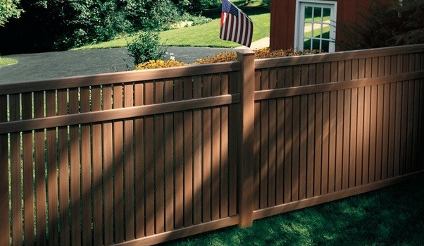 Building Fence Helps House Value