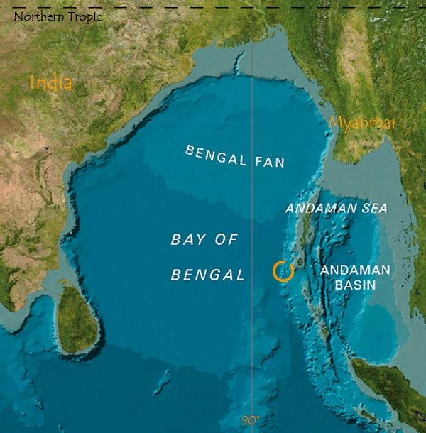 is sri lanka situated in the bay of bengal quora