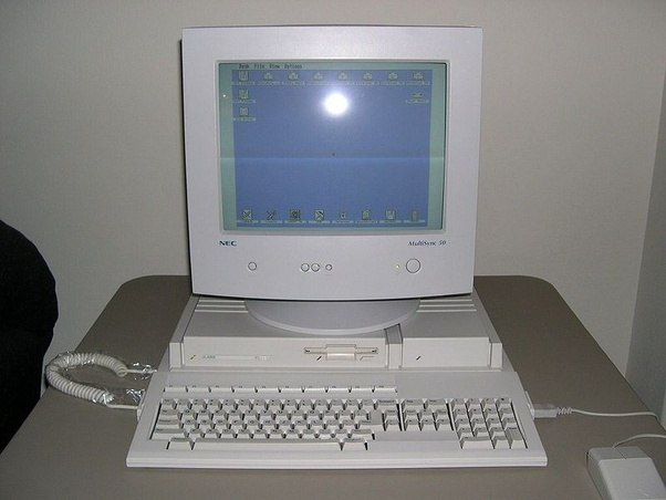 which were the most powerful computers out of the atari st and