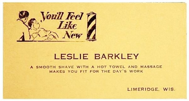 What are the most effective and beautiful examples of business cards by the 1940s business cards were a staple product with many options fonts stocks inks offset engraved lithographed cold type hot type colourmoves