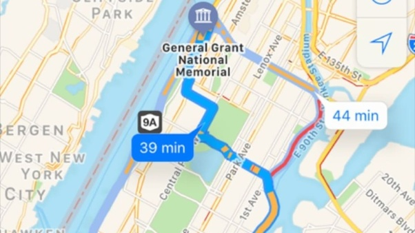 How Does Google Maps Work For Live Traffic Quora