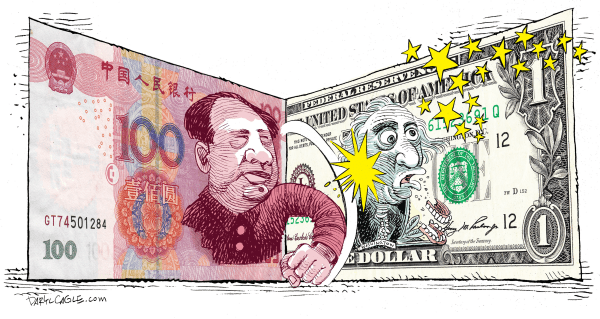 Can China Really Kill The Us Dollar