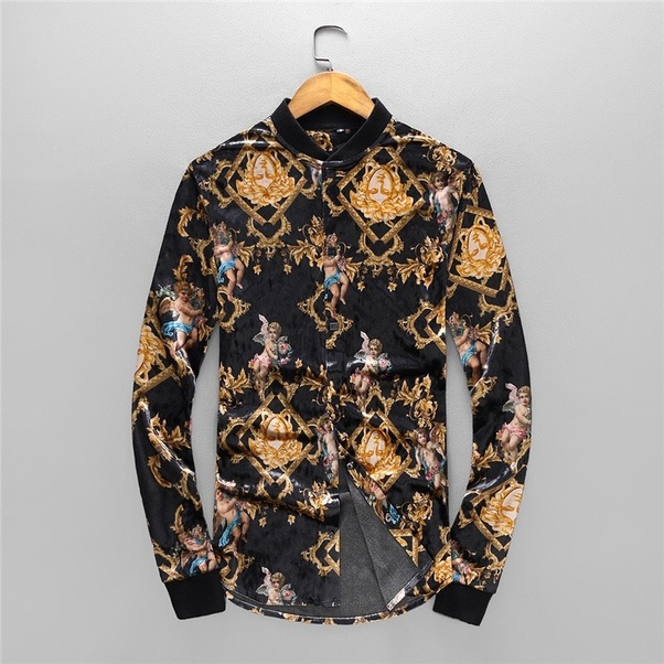 d9505ff606c Where can I buy replica Versace shirts  - Quora