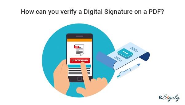 How to verify a digital signature on a PDF - Quora