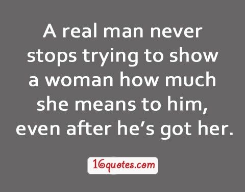 when it comes to true love he wont make you feel insecure or jealous of other girlsinstead he will make other girls go jealous of you