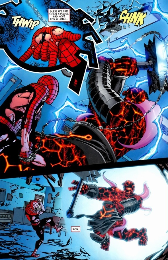 Deathstroke (DC) vs Sp...