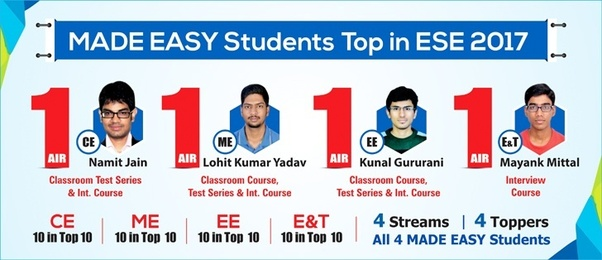 which test series is the best for gate made easy ace vani