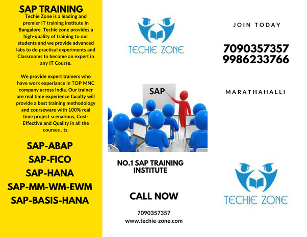 Which is the best SAP ABAP institute center in Bangalore? - Quora