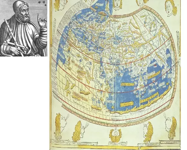 Who discovered the first map of the world quora in 150 ad he produced a six volume atlas called geographia containing several maps of the world known during his time gumiabroncs