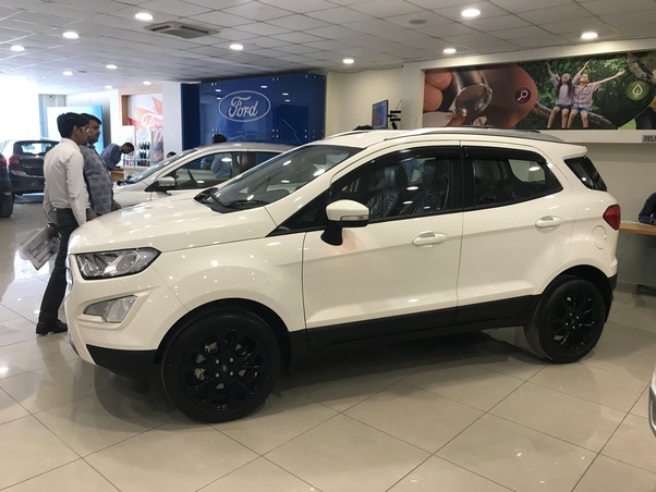 Which Color Is Best For An Ecosport Quora