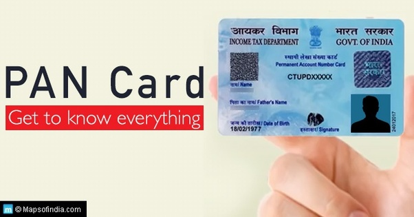 How to apply for a PAN card update on becoming a major ...