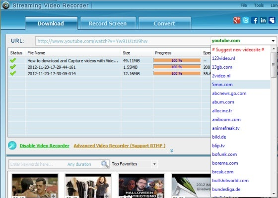How to download videos from adobe tv tvobe to watch at a hello you can use streaming video recorder to download videos from adobe tv google search apowersoft streaming video recorder and find the best video ccuart Images