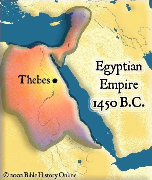 is there any non biblical historical evidence that the land of